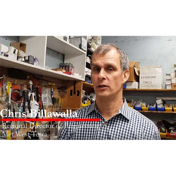 Chris Billawalla Testimonial